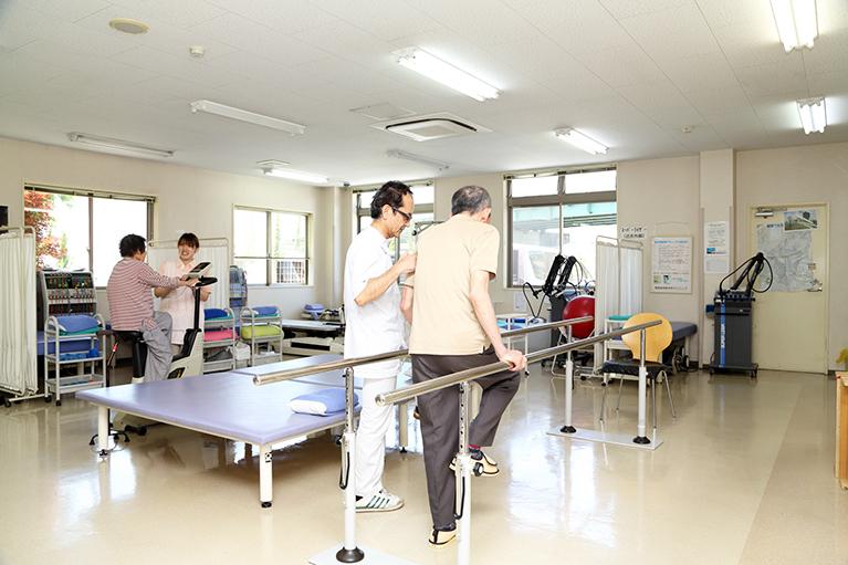 脳神経外科が管理しているリハビリテーション